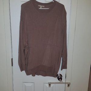 Mauve Express One Eleven sweatshirt